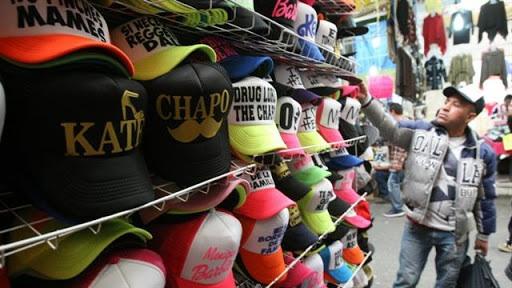 Chapo gorra